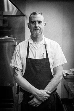 Chef Fraser Macfarlane