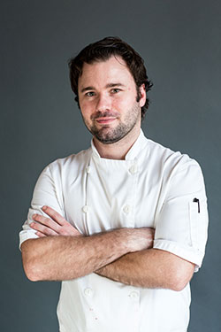 Chef Michael Russell