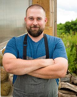 Chef Andrew Thorne