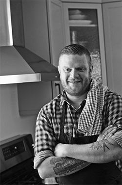 Chef Matthew DeMille