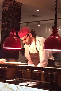 Chef Roberto Fracchioni