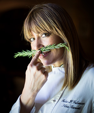 Chef Silvia Regi Baracchi