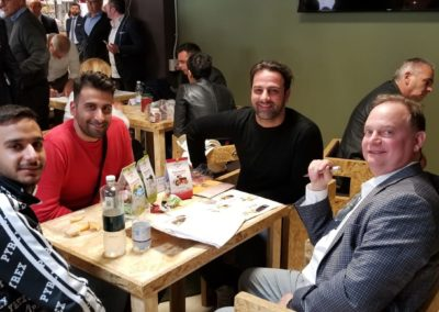 b2b meetings - Longo's
