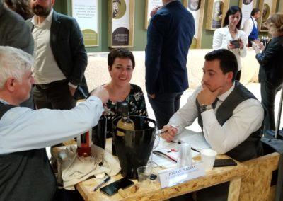 b2b meetings - Tre Amici Wines