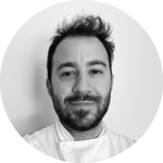 Chef Andrea Censorio